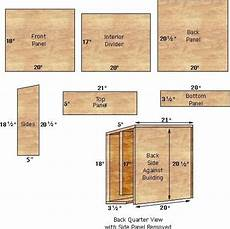 plans for bat houses bat house plans gardening pinterest