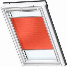Rollos Dachfenster Velux - orig velux dachfenster plissee faltstores rollo 1270 1271