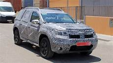 2018 Dacia Duster In Detail Possibly Showing New
