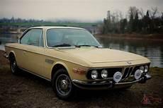 1971 Bmw 2800cs Csa Coupe Classic E9 Auto Low Production