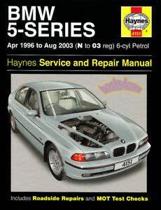 car repair manuals online pdf 2012 bmw 1 series security system bmw shop manual service repair haynes 5 series 530i 528i 525i book chilton guide ebay