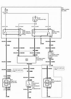 1998 contour wiring diagram 1998 ford contour 2 0 liter w ac auto problem is cooling fans will not work changed