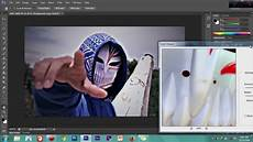 Tutorial Mudah Dan Simple Edit Foto Urbex Photoshop