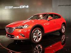 Mazda Cx 4 2017 El Integrante Deportivo De La Familia