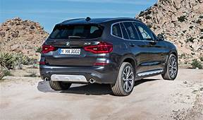 2018 BMW X3 Pricing And Specs  Photos CarAdvice