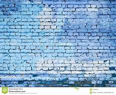 blue brick wall background texture for design image of surface cement 91686642