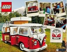 lego 10220 vw bulli t1 cing 1334 pieces from 16