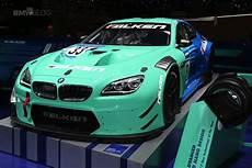 Bmw M6 Race Car by Falken New Bmw M6 Gt3 Race Car