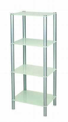 scaffali in vetro offerta scaffale bagno 40x30x104cm