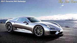 2017 Porsche 960 Redesign Release And Changes1080q