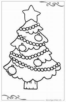 Malvorlage Weihnachtsbaum Einfach Weihnachtsbaum Ausmalbilder Und Malvorlagen F 252 R Kinder Zum