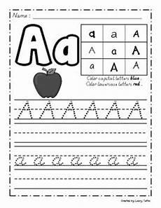 d nealian handwriting alphabet worksheet
