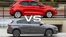 2018 Fiat Argo Vs 2017 Fiat Tipo