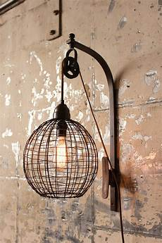 wire wall l wiht pulley sphere