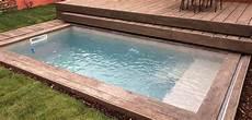 mini piscine enterrée mini piscine bois 4x2 5 piscine hors sol semi enterr 233 e