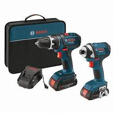 factory reconditioned bosch clpk234 181 rt 18v cordless