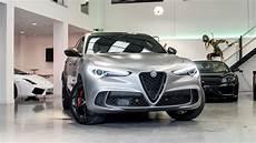 2019 Alfa Romeo Stelvio Quadrifoglio Nring Nurburgring