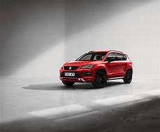 seat ateca fr gets dressed in black edition attire will