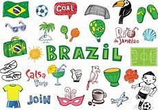 simbolos naturales de brasil s 237 mbolos do brasil vetor de stock 169 azzzya 72885987