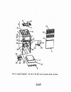 comfortmaker furnace parts diagram wiring diagram trane furnace parts dealers anthonydpmann