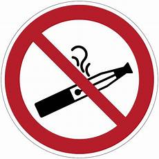 Panneau D Interdiction Cigarette 233 Lectronique Interdite