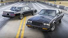 Buick Grand National This Matched Pair Of 1987 Buick Grand National Coupes Is