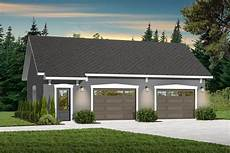 detached garage with extra storage 21943dr architectural designs house plans