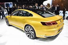 Vw Sport Coupe Concept Gte It S The New Passat Cc By Car