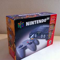 new n64 console console nintendo 64 new boutique univers vintage
