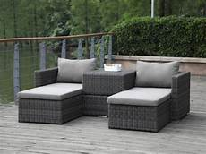 Gartenmöbel Set Lounge - zebra loungeset gartenm 246 bel mesem de
