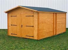 garage de jardin pas cher garage bois 3 70x5 67m quot dorna quot bouvara do3554n bouvara
