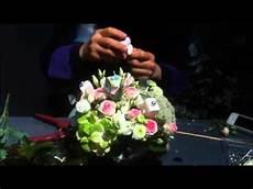 Floral Composition Florale Gourmande