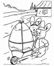 Ausmalbilder Osterhase Mit Eier Kostenlose Druckbare Osterhasen Malvorlagen F 252 R Kinder
