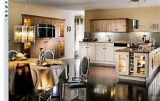 Modern Kitchen Designs With Deco Decor And Accents In