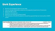 tutorial 5 resume cover letter peer review t27 t34