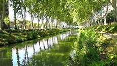 Canal Du Midi Stock Footage 4669403