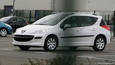 Peugeot 207 Sw 1eres Photos Forum Peugeot