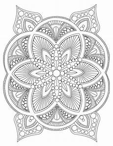 mandala coloring pages 17917 abstract mandala coloring page for adults diy printable
