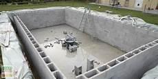 Comment Fabriquer Une Piscine En Beton Plansmodernes Hors