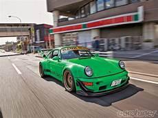 What Will Ken Block Do With A Rauh Welt Begriff Porsche