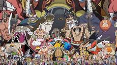 One Piece Anime Size Chart List Of One Piece Characters By Height Listfist Com