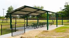 metal shelters adventure playground