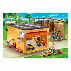 Playmobil 9368 Garage by Playmobil 9368 Garage Mit Fahrradstellplatz Exklusivset