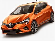 3d Renault Clio 2020 Turbosquid 1389120