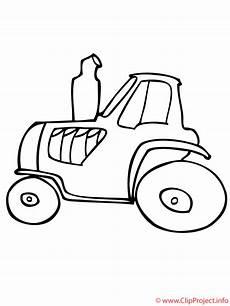 Malvorlagen Bauernhof Traktor Traktor Ausmalbild Bauernhof