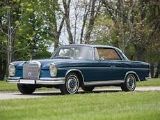 Rm Sotheby S 1965 Mercedes 300 Se Coupe Motor