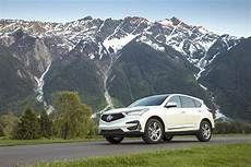 2019 acura rdx review redesigned compact suv sets new course