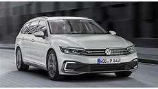 new 2019 volkswagen passat gte in hybrid revealed