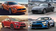 the best cheap sports cars of 2017 the