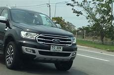 2018 ford everest endeavour facelift spied launch date